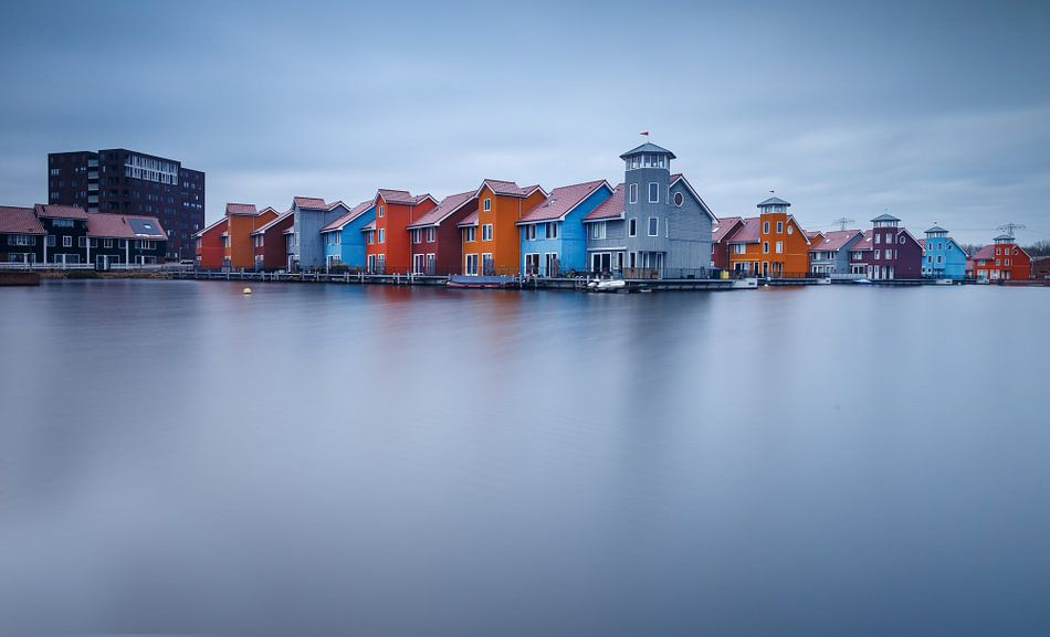 Reitdiephaven Groningen van Menno Schaefer