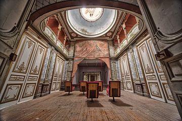 Chateau Pavarotti von Marius Mergelsberg