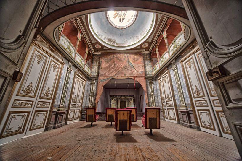 Chateau Pavarotti van Marius Mergelsberg