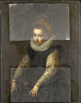 Eine Schwester von Catharina Fourmenois, Gortzius Geldorp