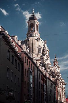 Frauenkirche Dresden von Sebastian Witt