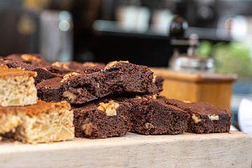 Brownies van Elma Mud