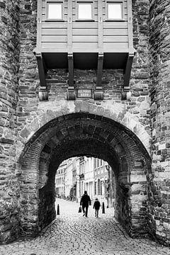 Helpoort in Maastricht von Evelien Oerlemans