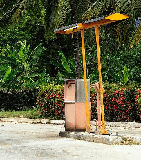 Cubaans Tankstation van M DH