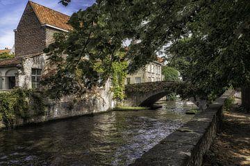 Stad Brugge Groenerei brug Peerdenstraat van Focco van Eek
