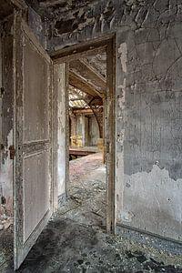 Kommen Sie rein. von Iris van Heusden
