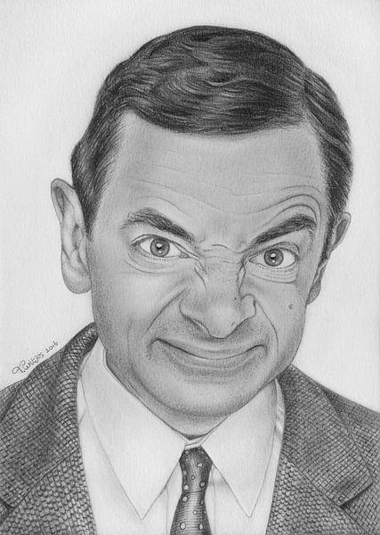 Mr Bean van Tamara Witjes