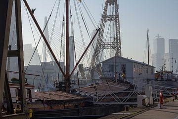Rotterdam, Leuvehaven, Maritiem Museum van martin von rotz