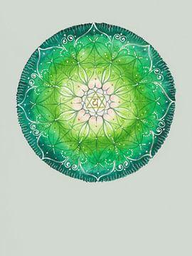 chakra du cœur sur Atelier Zerah