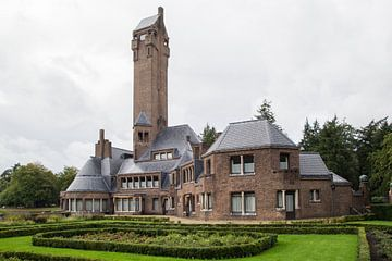 Jachthuis Sint-Hubertus van André Hamerpagt