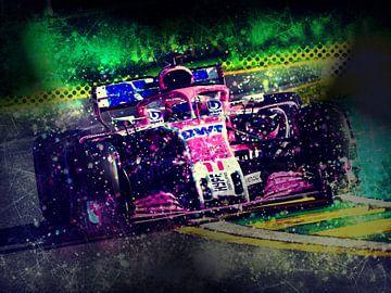 #11 Sergio Perez - DeVerviers Artzzz van Jean-Louis Glineur alias DeVerviers