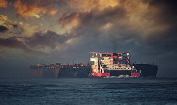 De Veerhaven x1 van Frans Hollander