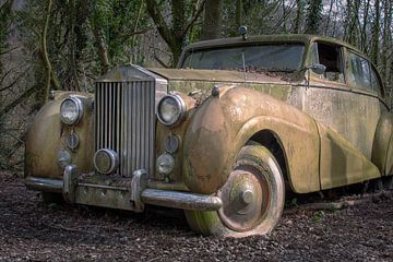 Rolls Royce Silver Wraith van Tim Vlielander