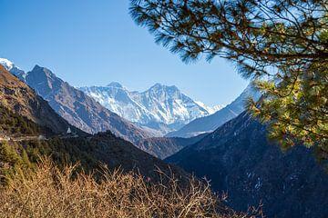 Der Himalaya, auch bekannt als das Himalaya-Gebirge oder Himalaya von Ton Tolboom