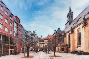 Chemnitz Innenstadt von Johnny Flash