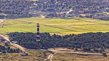 Vuurtoren Ameland van Roel Ovinge