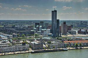 Rotterdam: Rive Sud et Tour Meuse