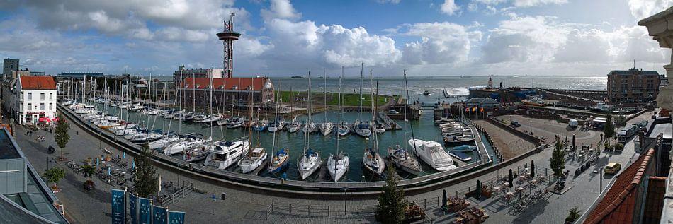Vlissingen Michiel de Ruyter haven