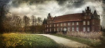 Lente Panorama Oude Stijl van Edgar Schermaul