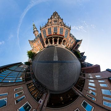 Planète Université de Groningen sur Frenk Volt