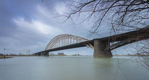 Waalbrug Nijmegen von Lis Fotografie
