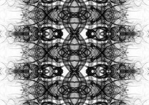 Smoke Art - Patterns II