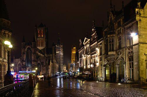 Gent Sint Michiels helling van