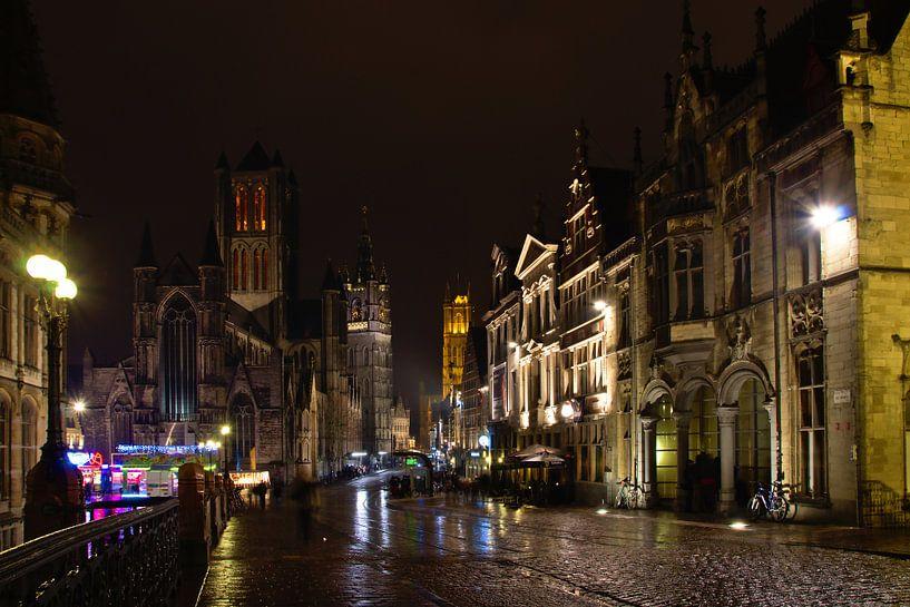 Gent Sint Michiels helling van 7Horses Photography