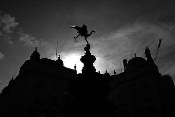 Engel in Londen von Arjen Monden