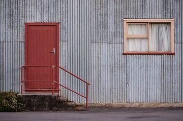 De deur van Sven Wildschut