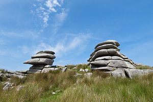 Stowe's Hill, Minions, Bodmin Moor, Cornwall, UK