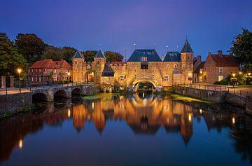 Koppelpoort in Amersfoort, Nederland van Adelheid Smitt