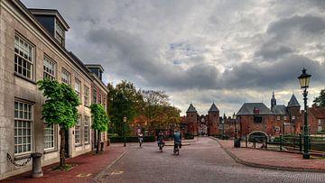 Koppelpoort historisch Amersfoort van Watze D. de Haan