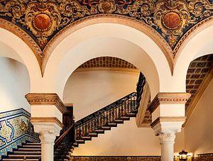 Spaanse grandeur in Sevilla