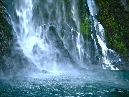 Waterval Nieuw Zeeland