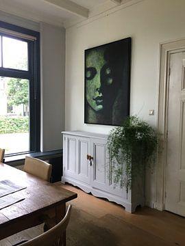 Kundenfoto: AngelBuddha von Lucienne van Leijen