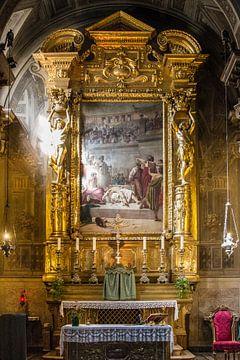 Kirche in Italien von Bart Van Dijk