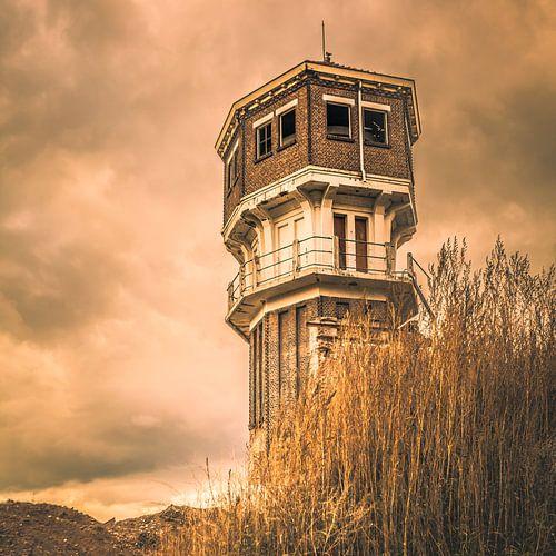 Indië watertoren van