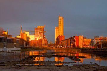 Kop van Zuid Rotterdam von Ronald Dijksma
