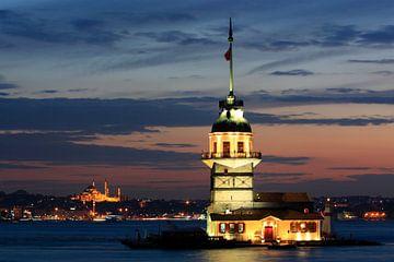 Kiz Kulesi, Istanbul van