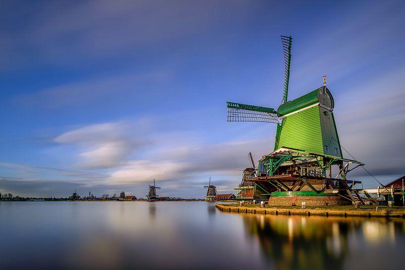 The Green  Mill van Michiel Buijse