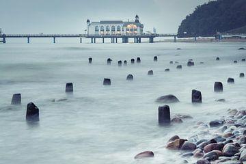 Steinküste von Rügen von Tobias Luxberg