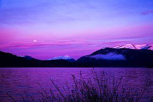 Lago Lolog Neuquen Argentina van