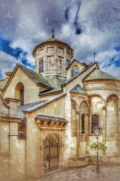 Église arménienne sur Vladyslav Durniev