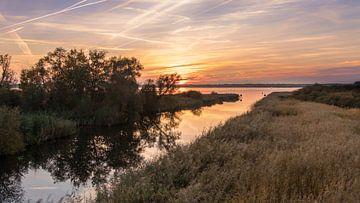 Verbindingskanaal Zuidlaardermeer von Marga Vroom