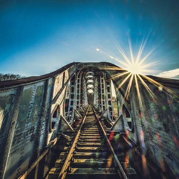 Abandoned Trailway von Cindy Maertens