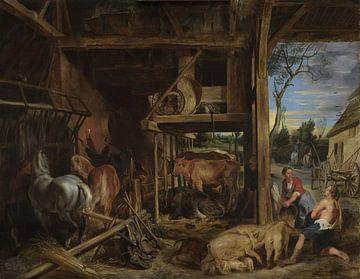 Der verlorene Sohn, Peter Paul Rubens