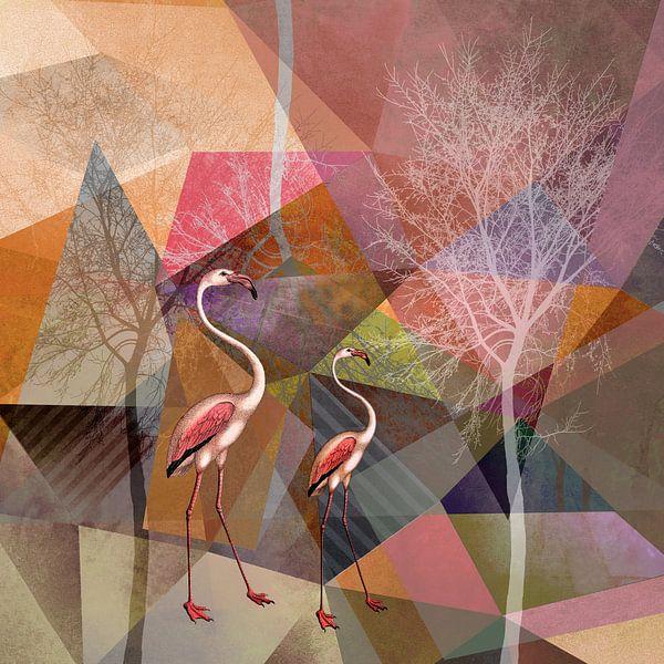 FLAMINGOS P23 von Pia Schneider