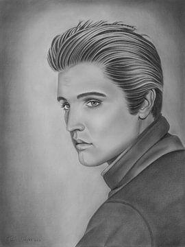 Elvis Presley van Tamara Witjes