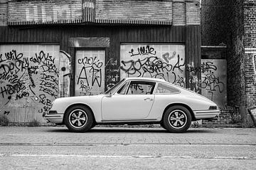 Porsche 912 van Mark Bolijn